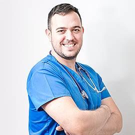 Dr. Sebastian Dombi - Medic Veterinar